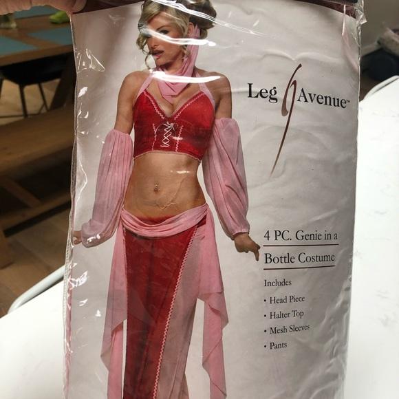 Genie Leg Avenue Halloween Costume